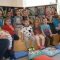 2016 – Kinderkrippenkinder zu Besuch in der Bibliothek
