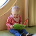 2017 – Kinderkrippenkinder und die Bibliothek