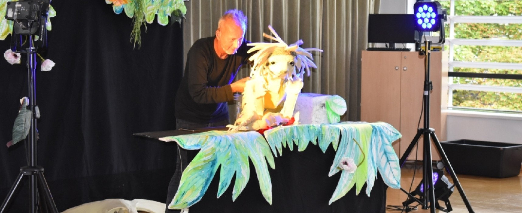 Stefan Karch und der Dschungel steht Kopf