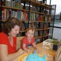 2013 – Erster Spielenachmittag in der Bibliothek