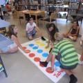 2015 – Spielevormittag in der Bibliothek NMS