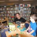 2015 – Spielenachmittag für Familien in der Bibliothek