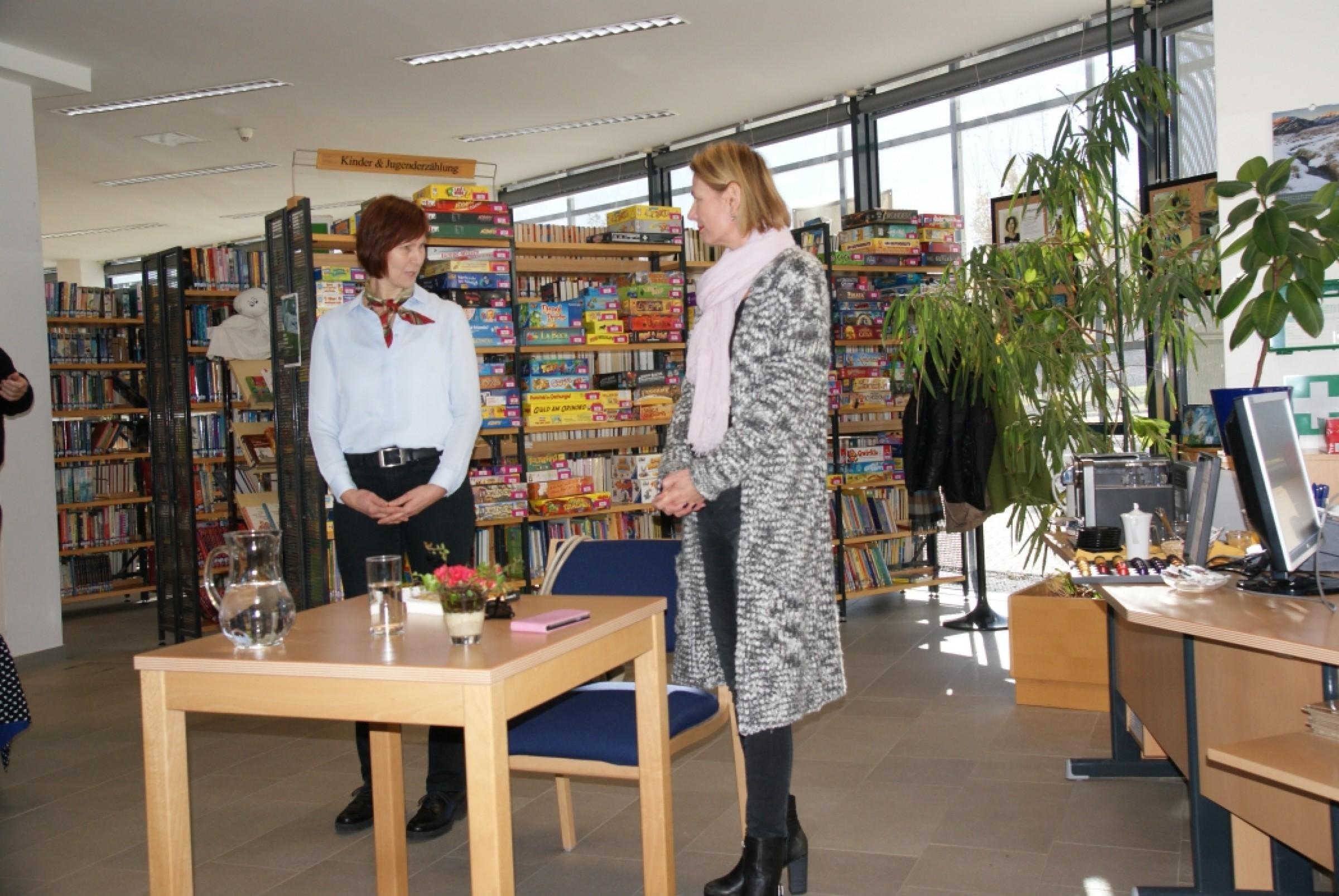 2015 – Sonntags-Matinée mit Claudia Rossbacher