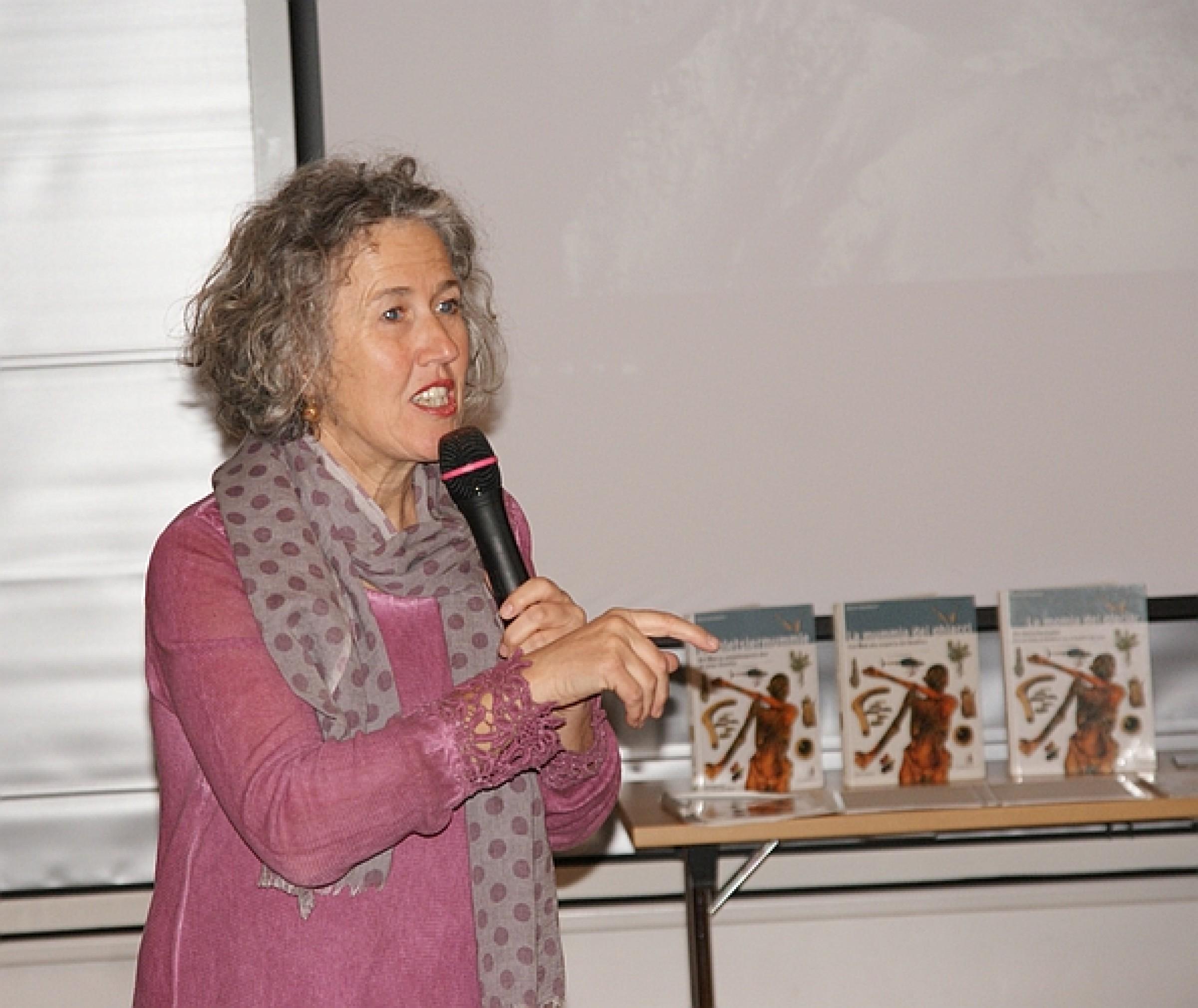 2016 – Gudrun Sulzenbacher zu Gast