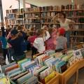 2016 – Der Kindergarten ist zu Besuch in der Bibliothek