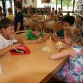 2016 – Spielevormittag in der Bibliothek Volksschule