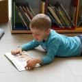 2017 – Kindergartenkinder zu Besuch in der Bibliothek