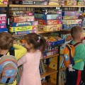 2018 – Kindergartenkinder zu Besuch in der Bibliothek