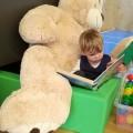 2019 – Kinderkrippenkinder in der Bibliothek