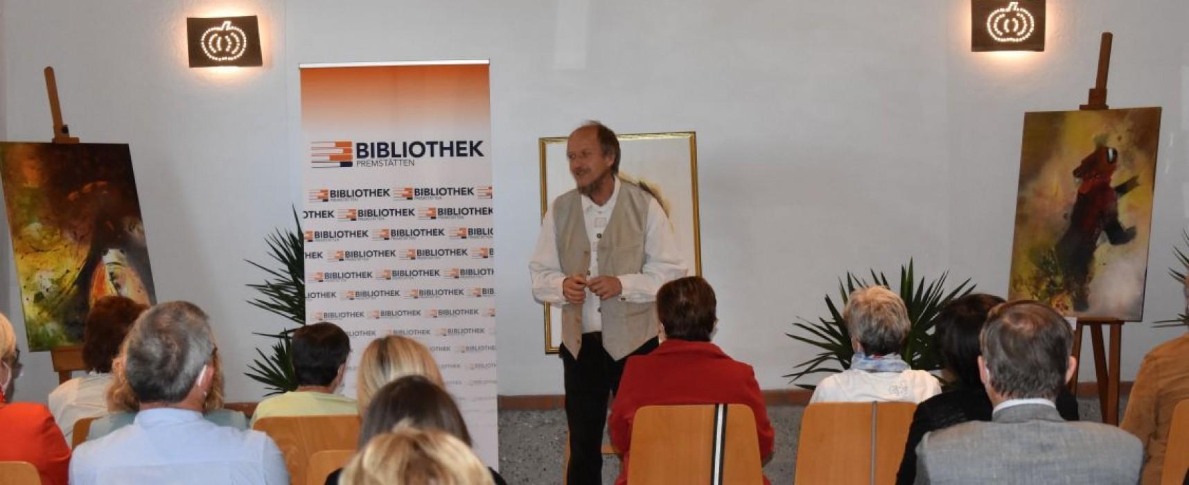Erzählkunstabend mit Frederik Mellak